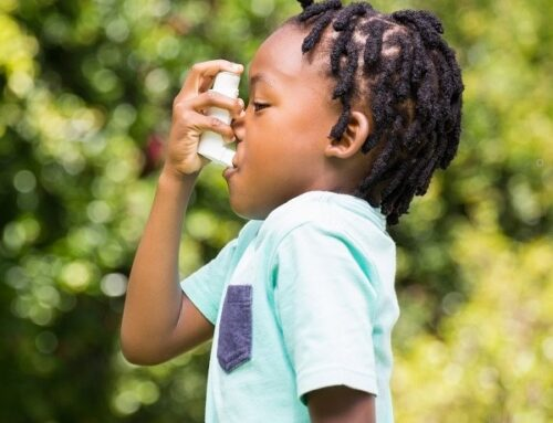 Asthma in young people