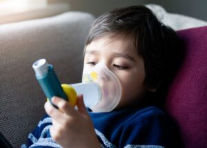 Asthma in young Children - chronic illness