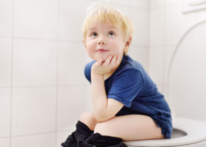 Constipation in young Children - childhood Illness